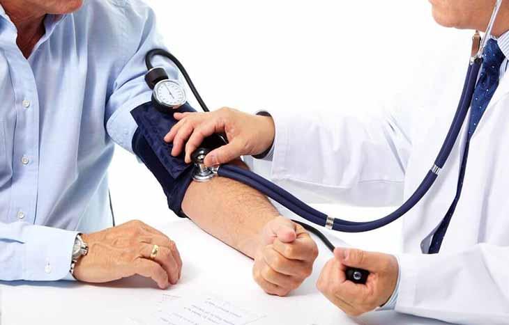 Cần kiểm soát tốt huyết áp để ngăn chặn quá trình chuyển hóa