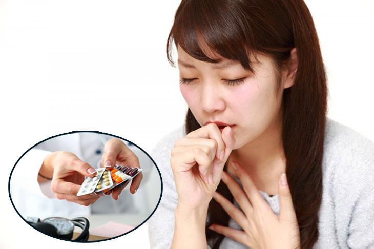 Bệnh nhân có thể bị ho khan nếu không phù hợp với thuốc ACE