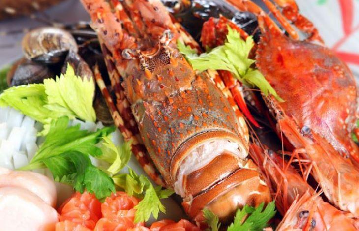 Những người có thói quen sử dụng hải sản nhiều thường có nguy cơ bị bệnh cao hơn