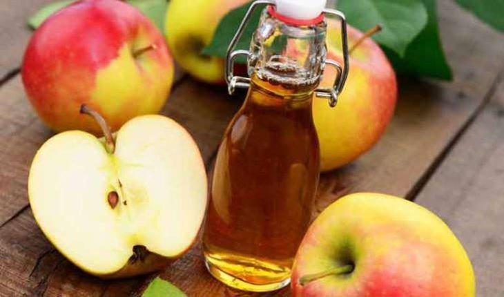 Sử dụng giấm táo để cải thiện triệu chứng của bệnh