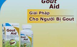 Sản phẩm viên uống Gout Aid được đánh giá rất cao