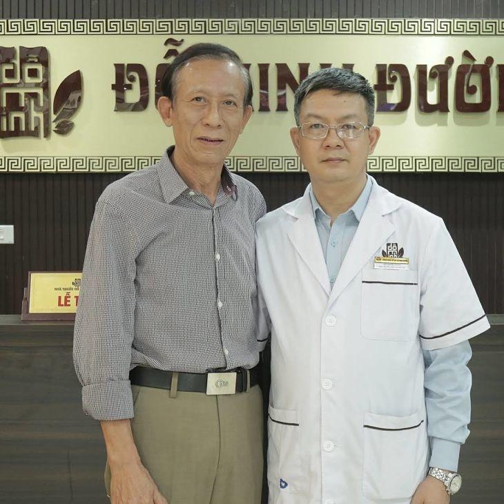 Lương y Đỗ Minh Tuấn là thầy thuốc chữa bệnh gout nổi tiếng ở Hà Nội