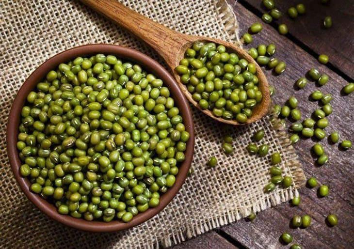 Đậu xanh cải thiện bệnh gout hiệu quả