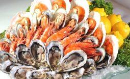 Bệnh nhân gout có thể ăn hải sản nhưng với mức độ vừa phải