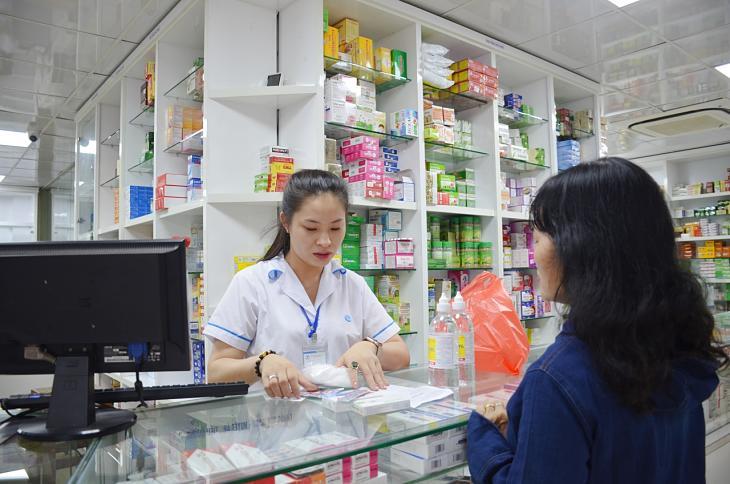 Sản phẩm hiện có bán tại các nhà thuốc trên toàn quốc