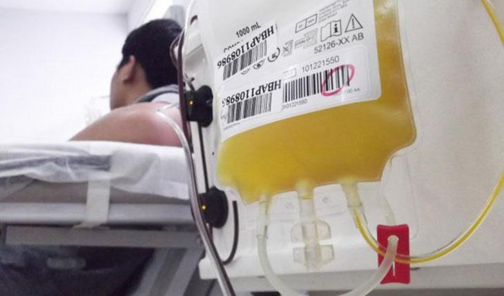 Bệnh nhân được truyền tiểu cầu nếu chảy máu phẫu thuật bất thường