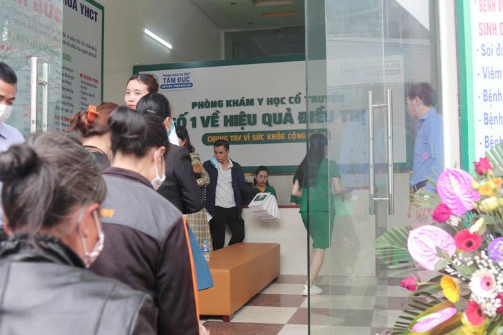 Phòng khám Tâm Đức - Quân dân 102 Lục Nam Bắc Giang