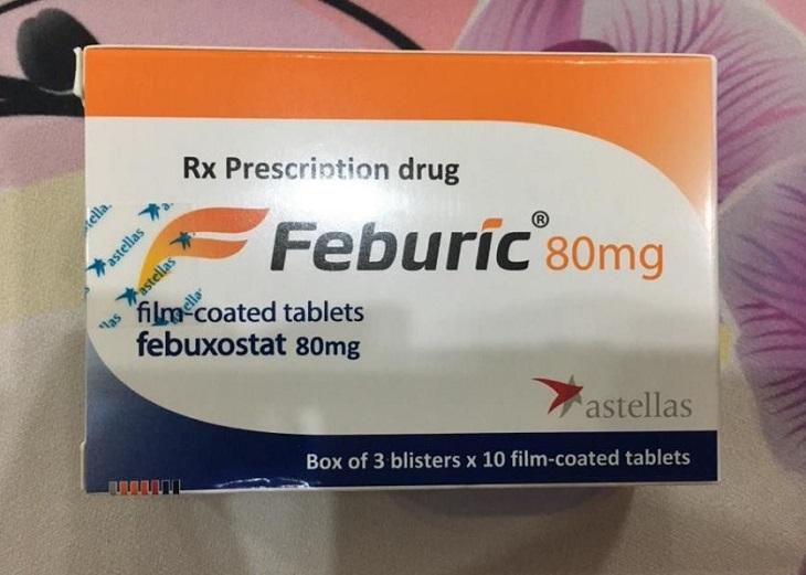 Thuốc được bào chế và đóng gói theo nhiều hàm lượng khác nhau