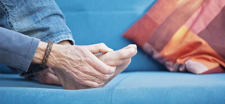 Thuốc lá nương gout rất thích hợp cho người bị bệnh lâu ngày không khỏi