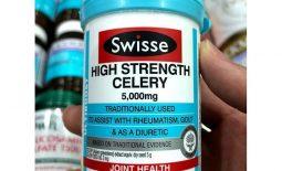 Thành phần 100% tự nhiên nên viên uống Swisse không gây tác dụng phụ