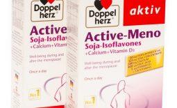 Active Meno - thuốc nội tiết tố của Đức