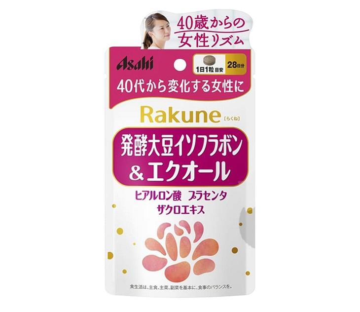 Thuốc điều hòa nội tiết của Nhật Rakune Asahi