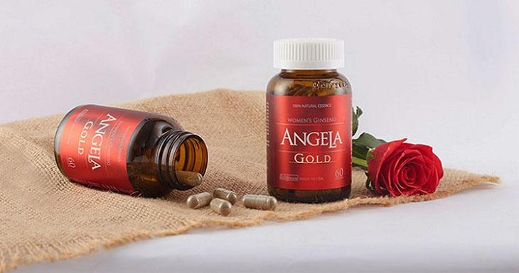 Sâm Angela Gold là sản phẩm phổ biến giúp tăng nội tiết tố nữ cho chị em
