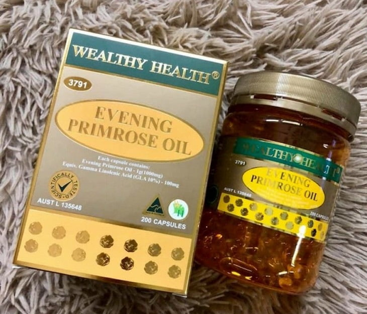 Evening Primrose Oil – Wealthy Health