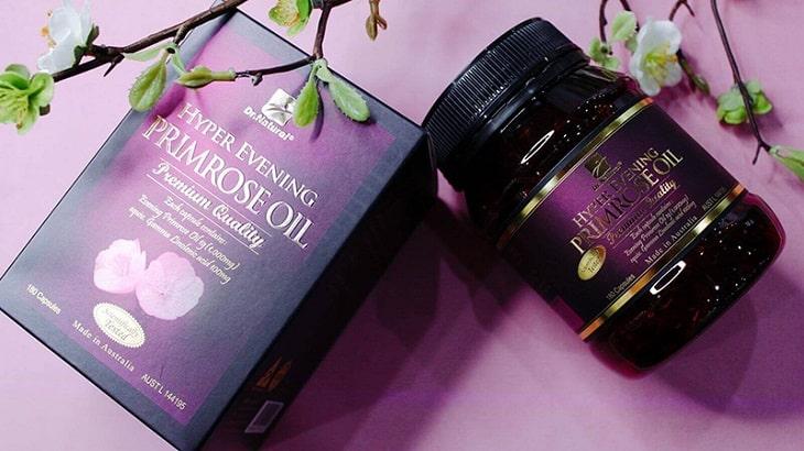Thuốc nội tiết của Úc Hyper Evening Primrose Oil Dr Natural