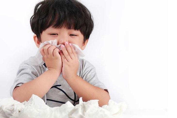 Viêm đường hô hấp trên trực tiếp gây bệnh ở trẻ