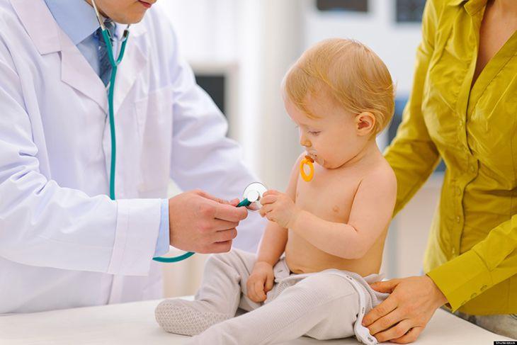 Viêm phổi thường xuất hiện ở trẻ dưới 5 tuổi