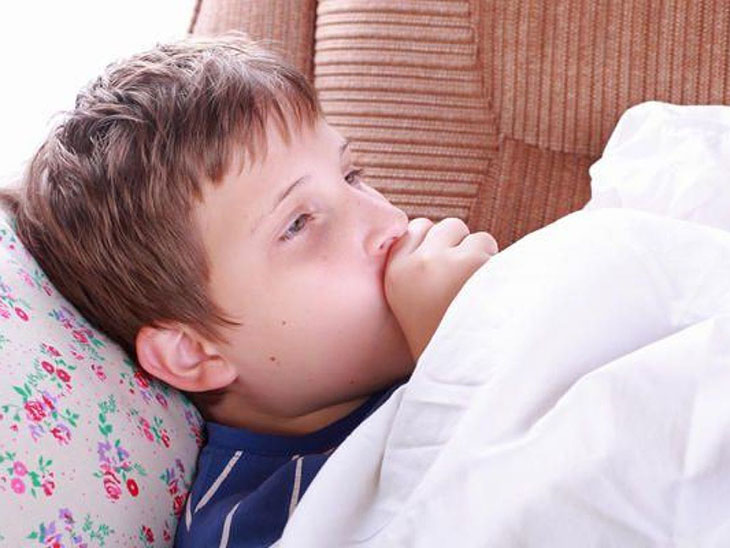 Trẻ có thể lây viêm phổi nếu tiếp xúc với dịch của người bệnh