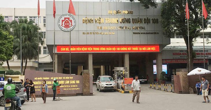 Bệnh viện Trung ương Quân đội 108