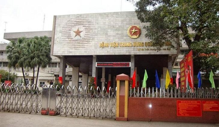 Khoa Nội Thận Khớp – Bệnh viện Trung ương Quân đội 108 là địa chỉ viện gút Hà Nội có uy tín