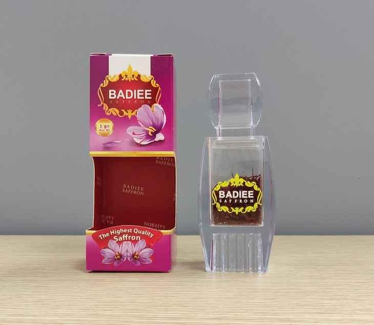Badiee là thương hiệu nổi tiếng chuyên cung cấp saffron tại Iran