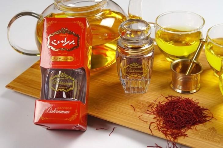 Bahraman Saffron Tây Á có nhiều lợi ích cho sức khỏe