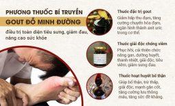 """10 năm bị Gout hành hạ, cuộc sống của chú Hùng """"hồi sinh"""" nhờ bài thuốc thảo dược tự nhiên"""