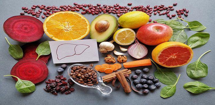 Chế độ ăn uống rất quan trọng đối với bệnh nhân mắc các bệnh về gan
