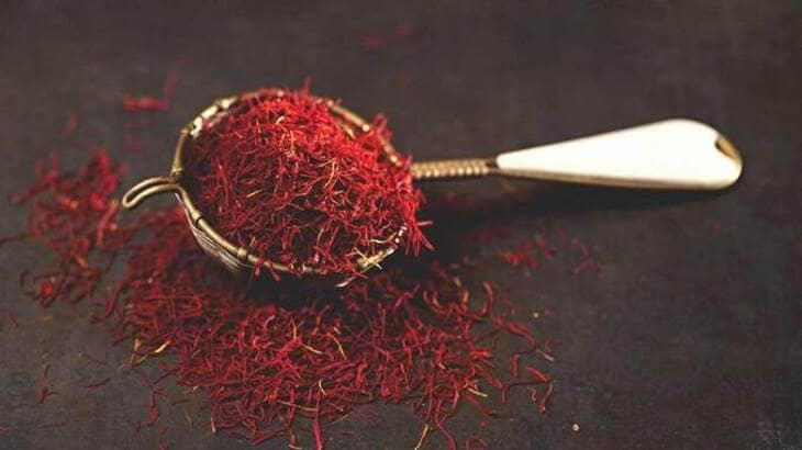 Trong saffron có chứa một số thành phần có tác dụng kích thích tiêu hao mỡ dư thừa