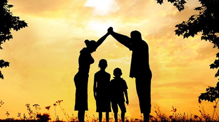 Chị Ngọc có gia đình hạnh phúc