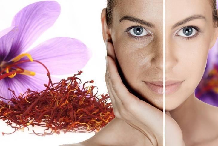 Dùng saffron để cải thiện làn da và ngăn ngừa lão hóa hiệu quả
