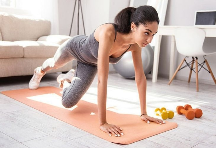 Tập luyện mang lại nhiều lợi ích cho cơ thể, tinh thần