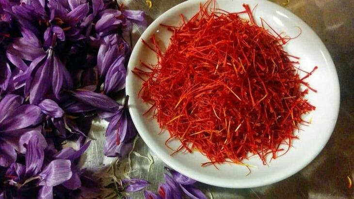 Các loại saffron trên thị trường vô cùng đa dạng