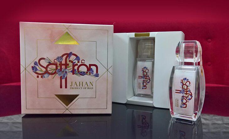 Saffron Jahan được cung cấp bởi thương hiệu hàng đầu Iran