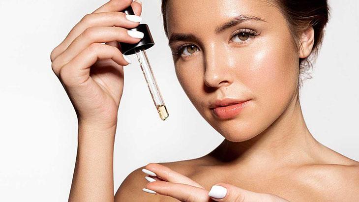 Serum giúp làn da được phục hồi từ sâu bên trong