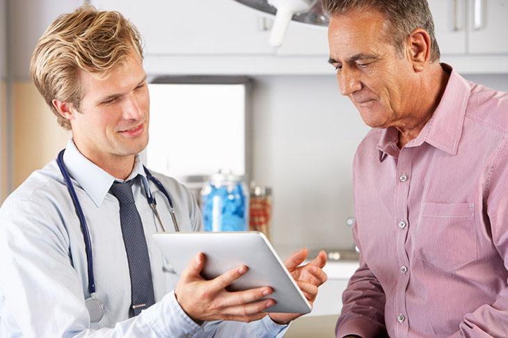 Bệnh nhân cần được chẩn đoán sớm để kịp thời can thiệp