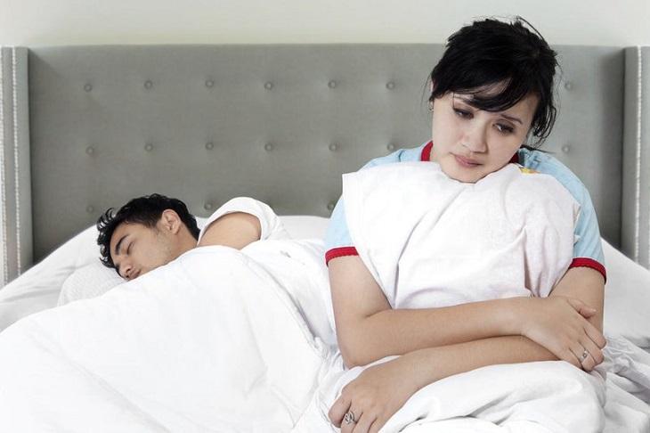 Nhiều phụ nữ không có ham muốn tình dục khi còn trẻ