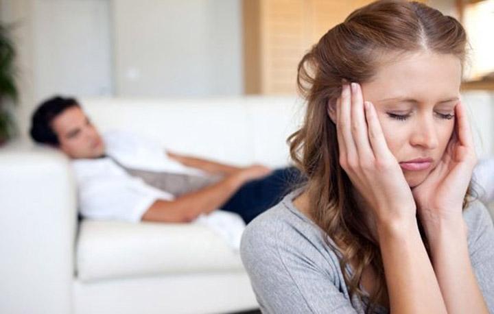 Người bệnh thường suy giảm ham muốn tình dục
