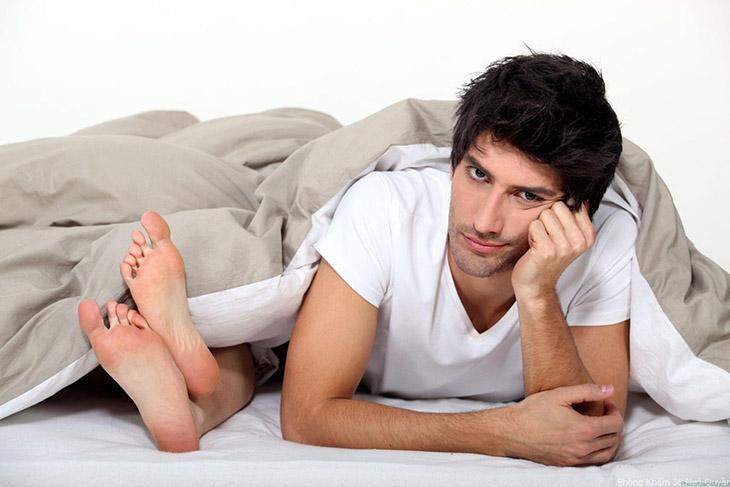 Một trong những tác dụng của nhụy hoa nghệ tây với đàn ông là tăng cường sinh lý