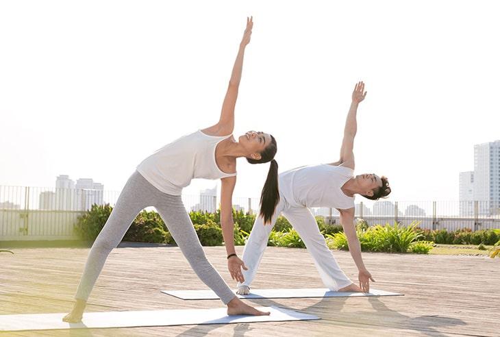 Tăng cường tập luyện thể dục thể thao để cải thiện sức khỏe, ổn định nội tiết