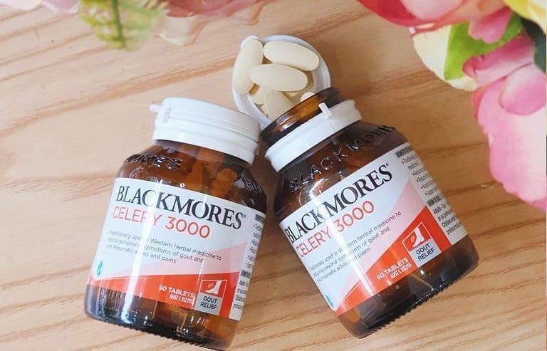 Thuốc Black mores có chiết xuất cần tây thiên nhiên