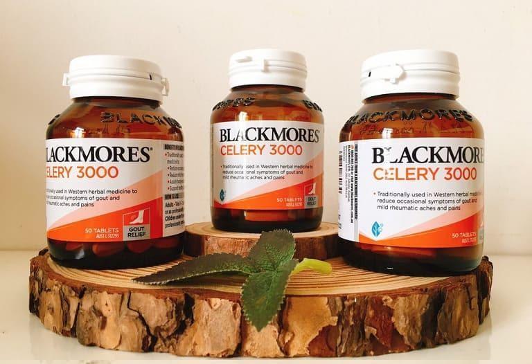 Lưu ý dinh dưỡng khi dùng Blackmores Celery 3000