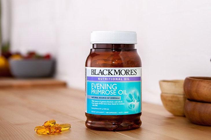 Viên uống nội tiết tinh dầu hoa anh thảo Blackmores