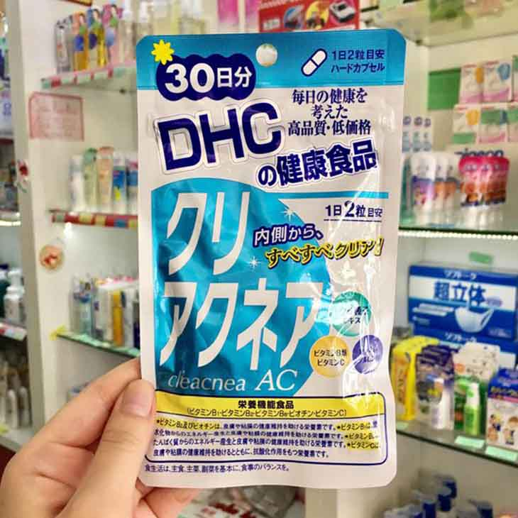 DHC Clear Acne