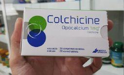 thuốc Cochicine