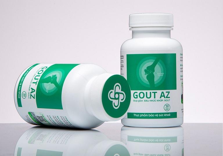 Cách dùng Gout AZ hiệu quả - bạn đã biết?