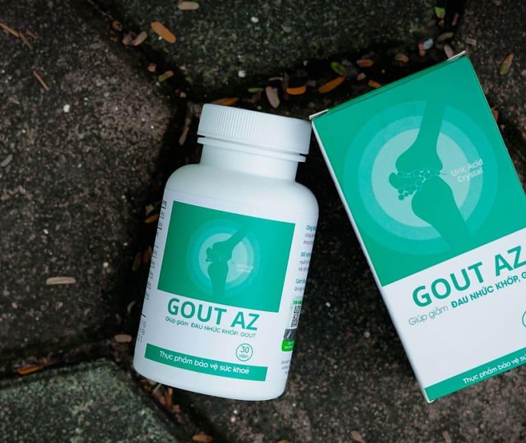 Mua Gout AZ chính hãng để tránh mất tiền oan