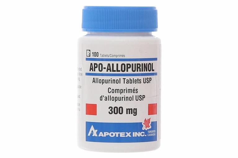Duy trì sử dụng đúng liều lượng thuốc cải thiện bệnh gout