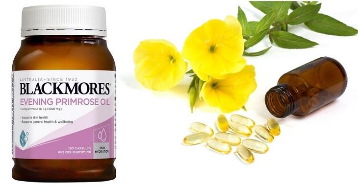 Sản phẩm thuốc nội tiết Blackmores là sản phẩm giúp tăng cường nội tiết tố nữ với chiết xuất từ hoa anh thảo