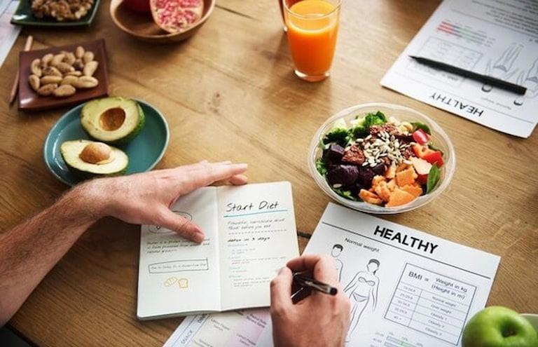 Người bệnh nên thiết lập chế độ dinh dưỡng lành mạnh
